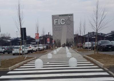 Arrivati a Fico, Bologna!
